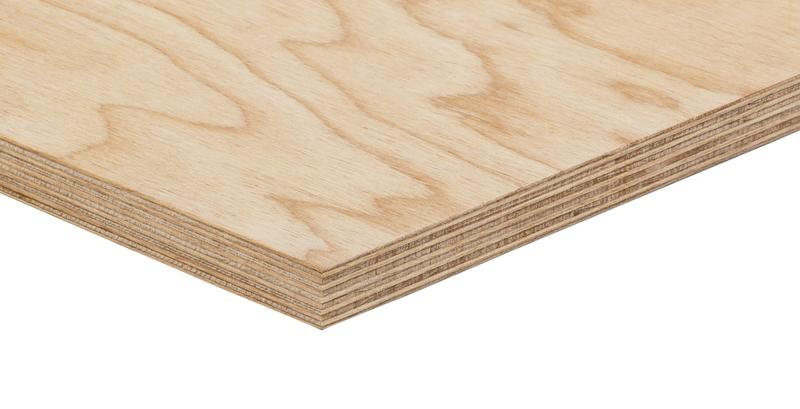 What is special about fire retardant plywood?