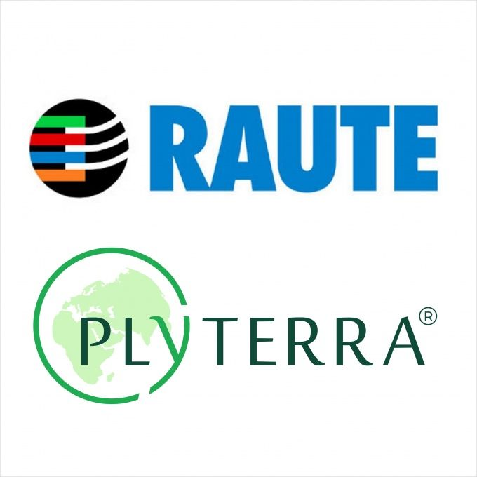 Raute corporation and plyterra signing the equipment supply contract